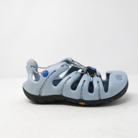 eb5c3f561b42 Keen Shoes - Mion GSR Blue Ergomorphic Water Sport Sandals